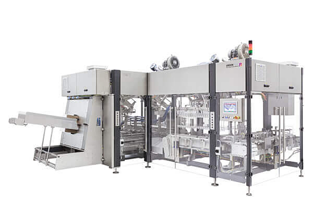 Packaging machine CMT cartoning machine