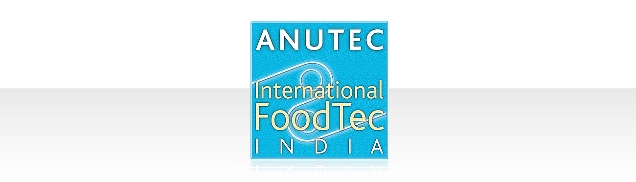 Header exhibition ANUTEC International FoodTec India