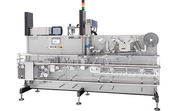 Packaging machine FGT