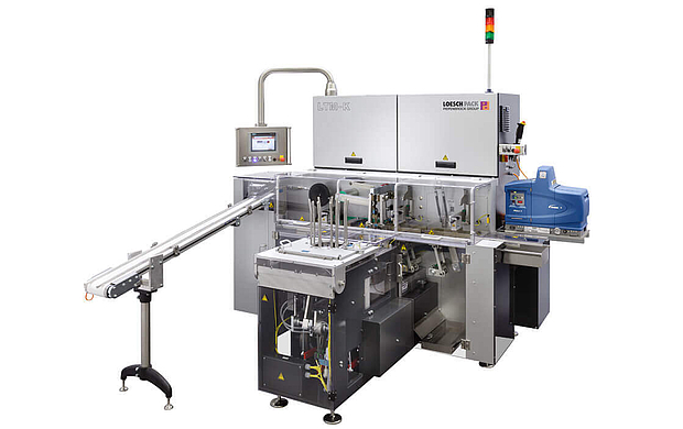Fold wrapping machine LTM-K