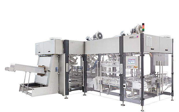 Packaging machine CMT
