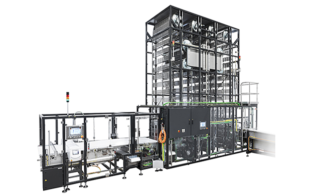 Gondola packaging system LOOP-GB