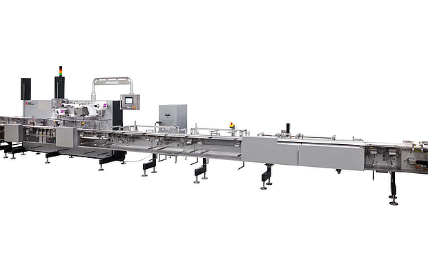 Packaging machine FCB
